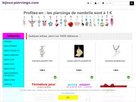 Codes Promo Bijoux Piercings