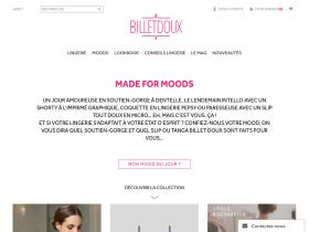 billetdoux.com